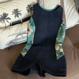 Patagonia R1 Yulex shortie wetsuit